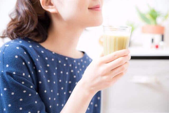 豆乳や枝豆を使った美肌効果抜群のスムージーレシピ