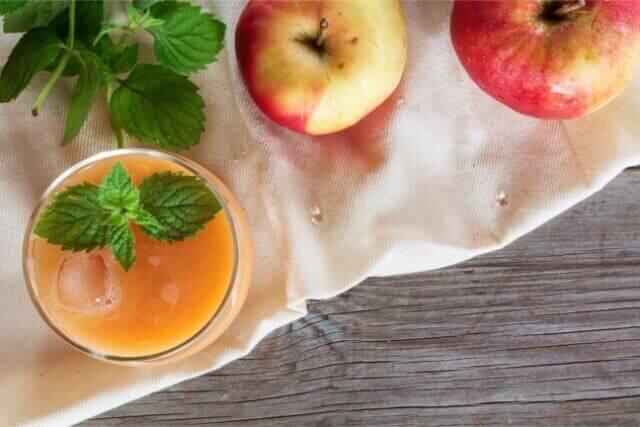 栄養素を壊さずスムージーにする方法とりんごを使ったスムージーレシピ